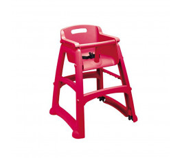 Rugged High Chair with Feet...