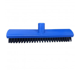 Blue hard brush 37cm