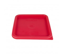 Red lid for 7.5l food pan
