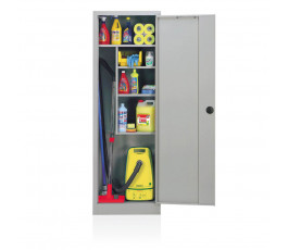 Cleaning tools cabinet for...