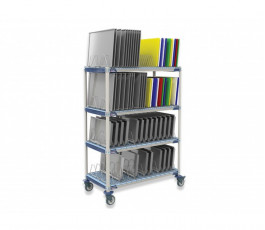Tray drying cart - 4...