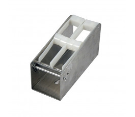 2 slot metal dispenser