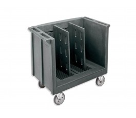 GN Pans & trays trolley -...