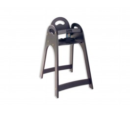 Black High Chair