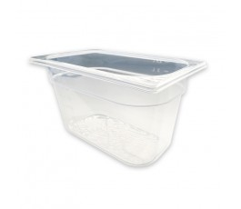 PP 1/4 Gastronorm Food Pan,...