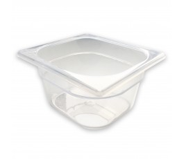 PP 1/6 Gastronorm Food Pan,...