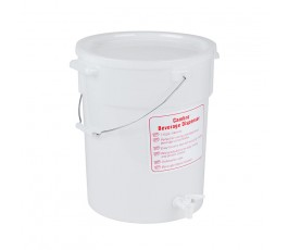 6 Gallon Sanitizer bucket...