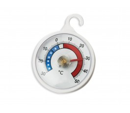 Round thermometer for...